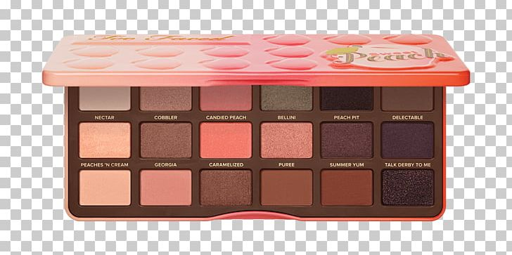 Too Faced Sweet Peach Eye Shadow Cosmetics Sephora Too Faced.