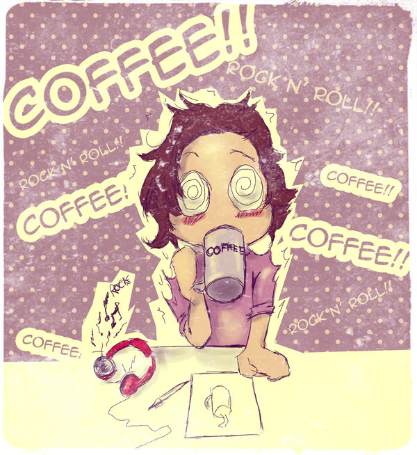 Too Much Coffee :: by raye.
