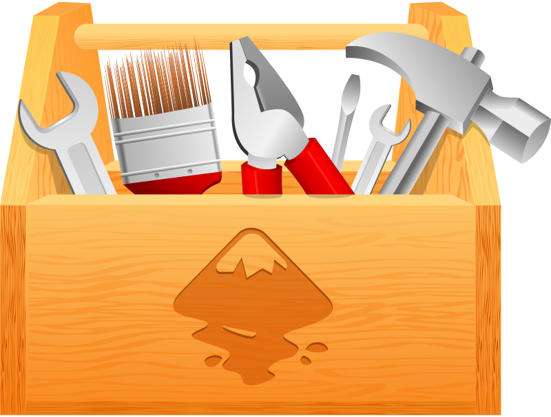 Free to Use & Public Domain Toolbox Clip Art.
