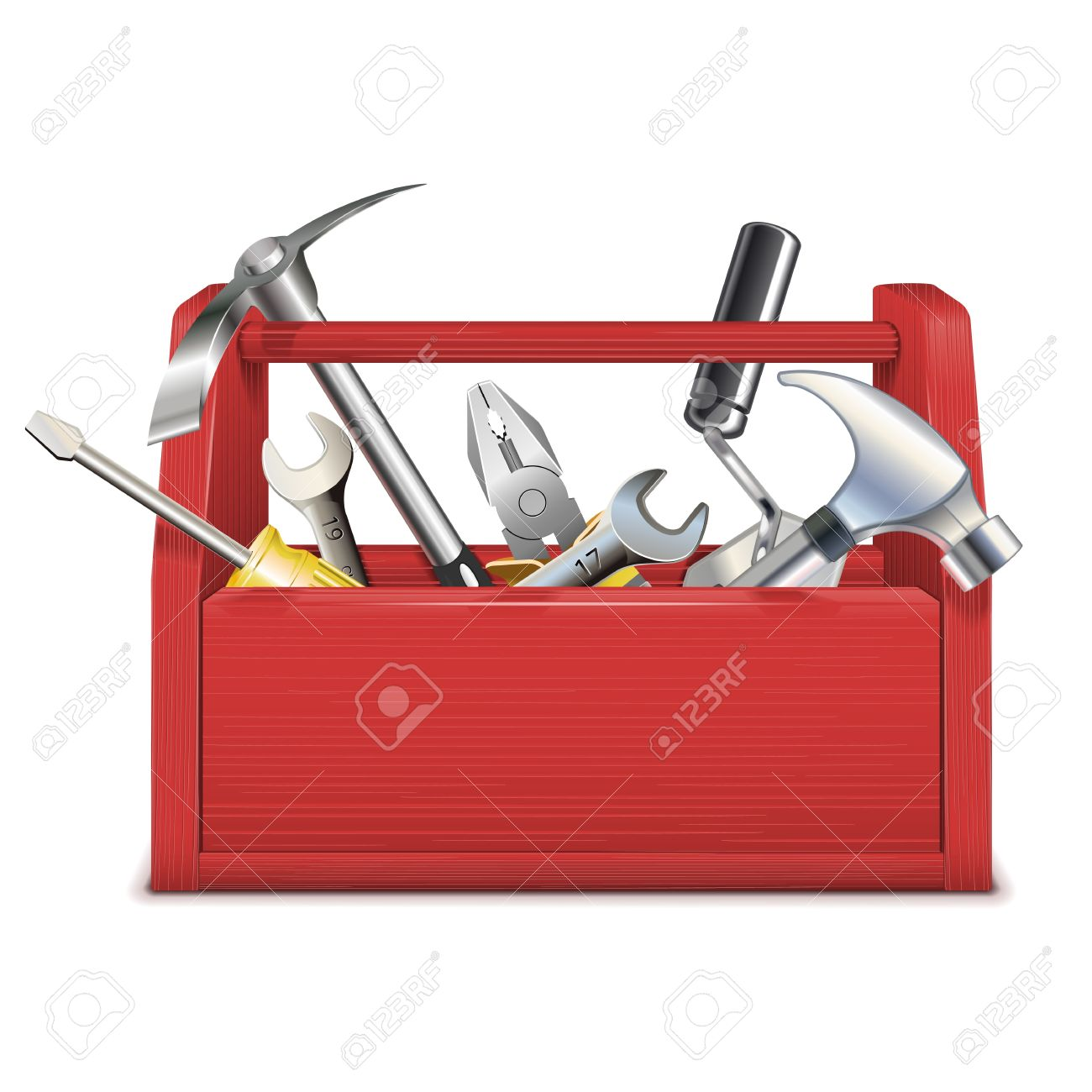10,983 Toolbox Stock Vector Illustration And Royalty Free Toolbox.