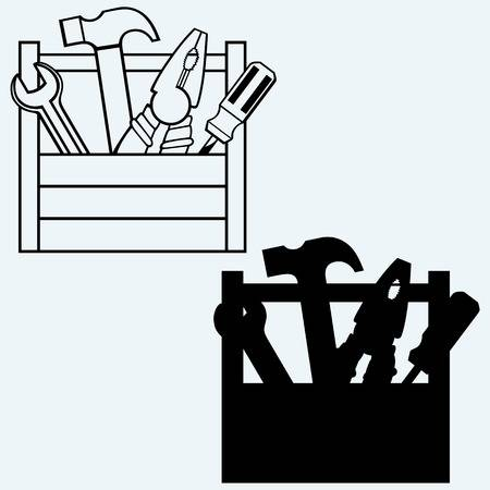 Toolbox clipart black and white 5 » Clipart Station.