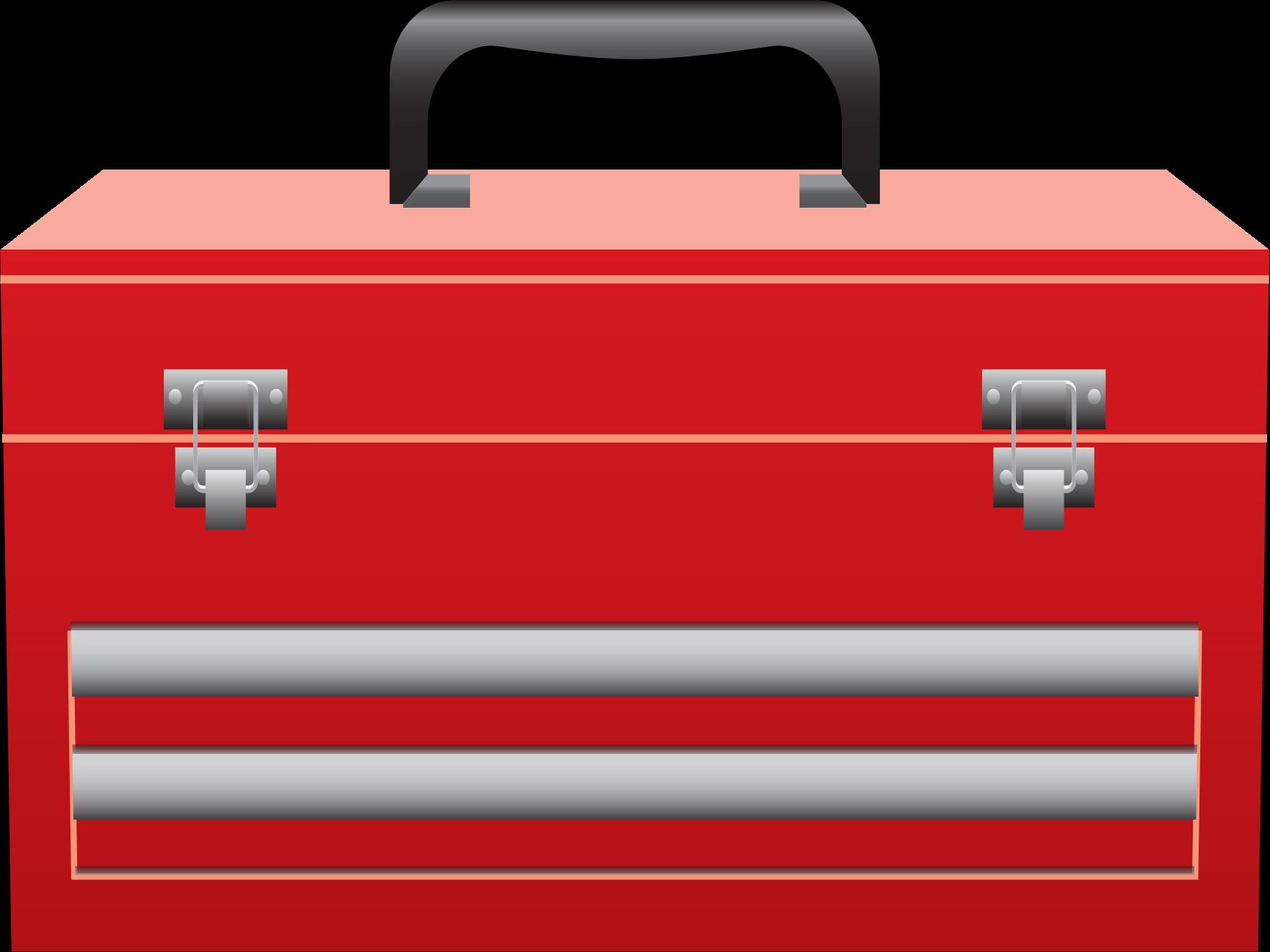 Clipart tool box.