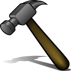 Hand tools clipart - Clipground