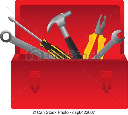 Toolkit Vector Clipart Royalty Free. 4,084 Toolkit clip art vector.