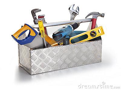 Tool kit clipart