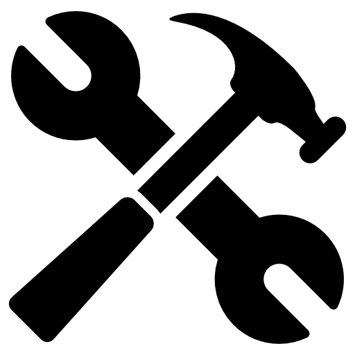 Handyman tools Icons.