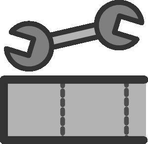 Toolbar Clip Art.