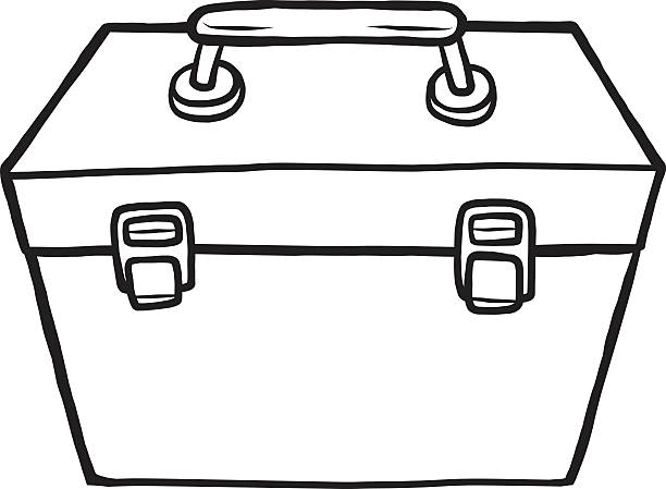 Toolbox clipart black and white 2 » Clipart Station.