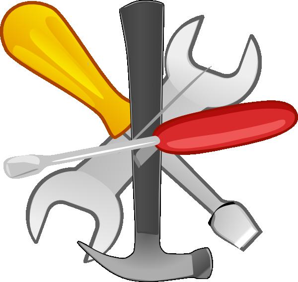 Clip Art Pliers Tool Clipart.