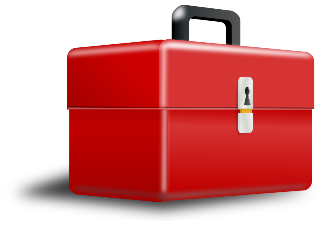 Rectangle,Red,Tool Boxes Clipart.
