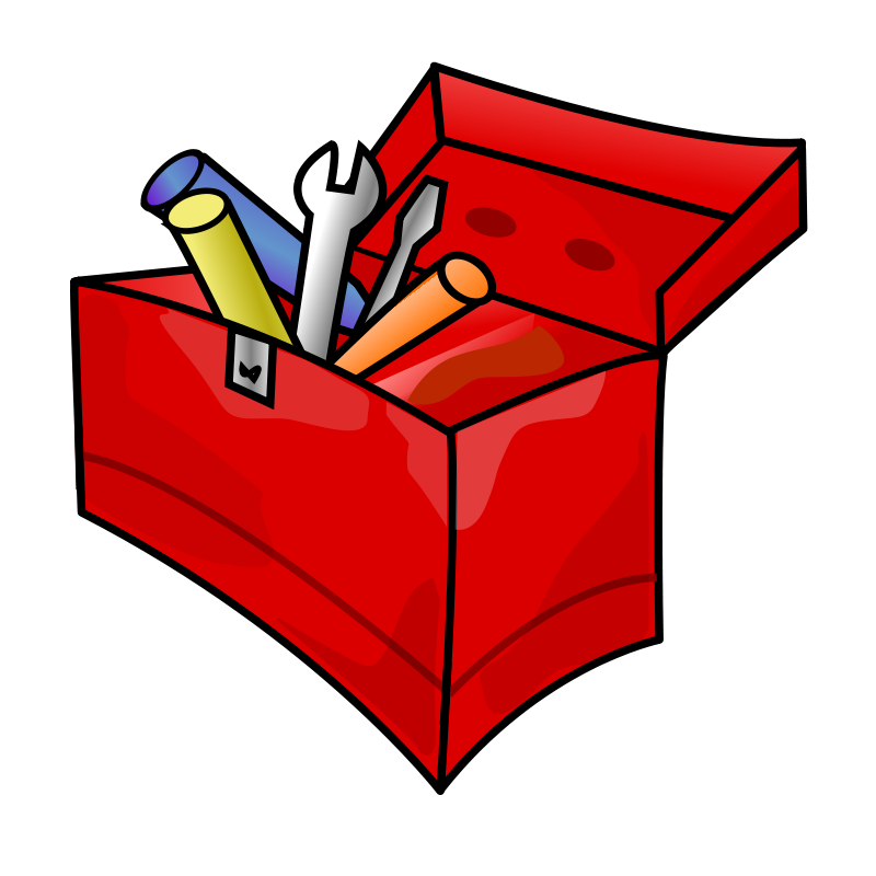 Free Clipart: Toolkit.