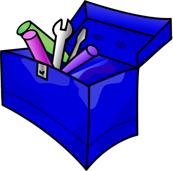 Toolkit Clipart.