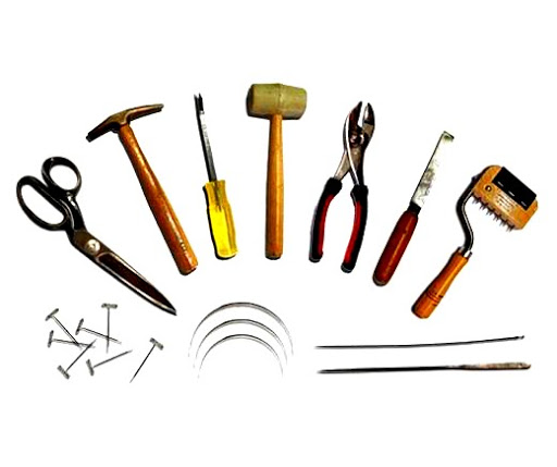 SPRUCE Upholstery Tools of the Trade!.