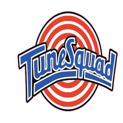 Tune squad iron on Logos.