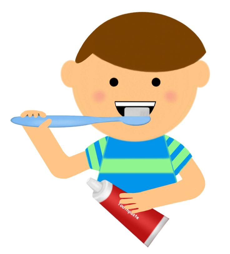 Brush Teeth Clipart Png.