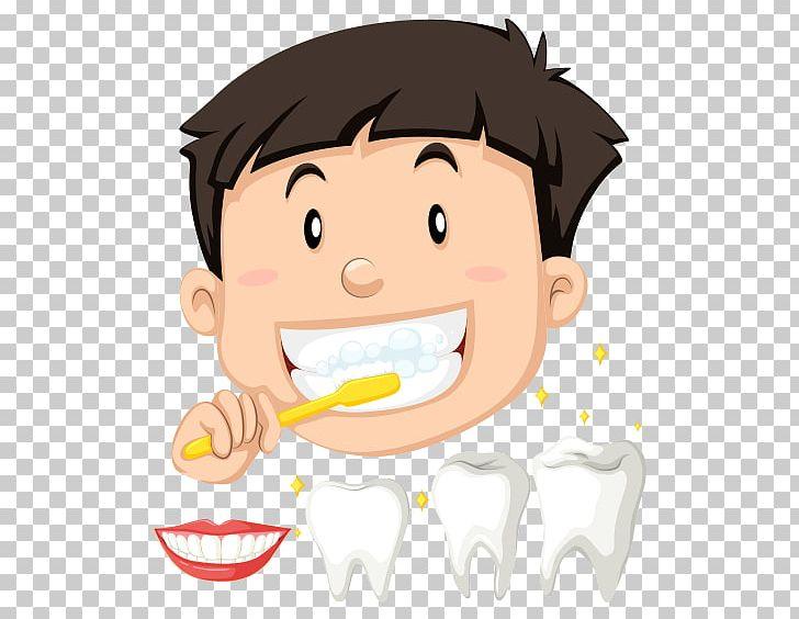 Tooth Brushing Child PNG, Clipart, Boy, Brush, Cartoon.