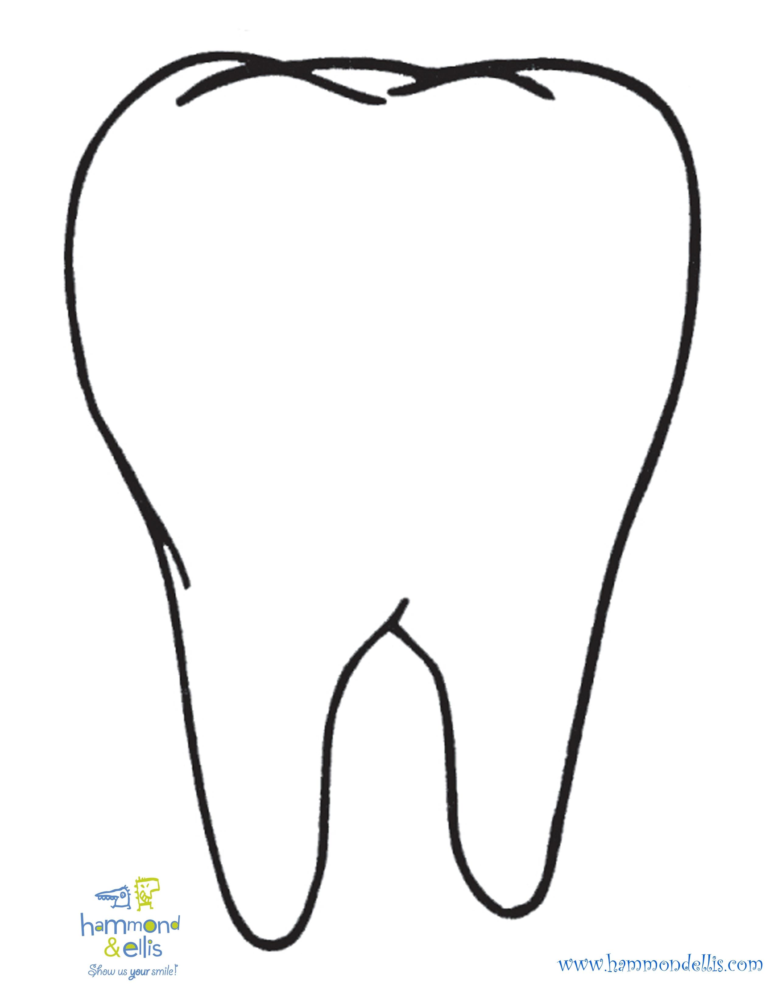 Tooth clip art karangtalun.