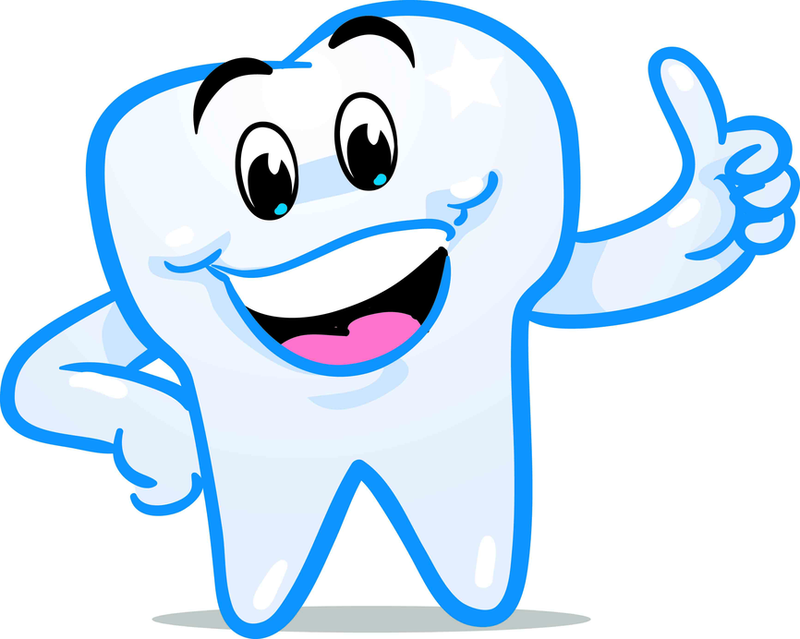 Download Free png Happy Tooth Clipart.
