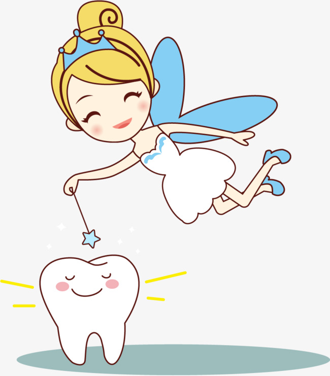 Free Tooth Fairy Png & Free Tooth Fairy.png Transparent.