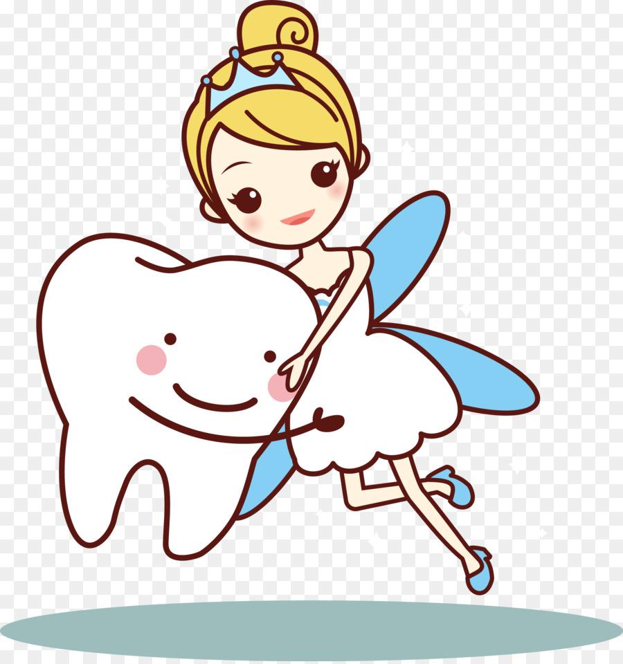 Tooth Fairy Clip Art.