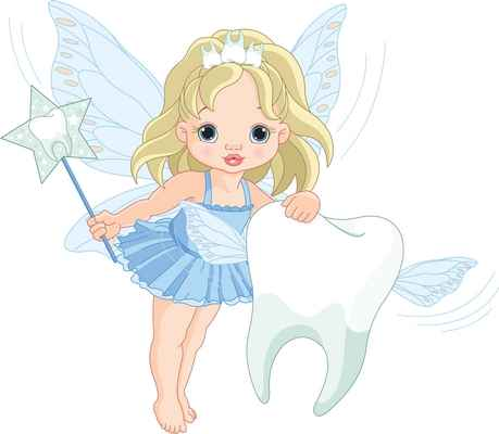 Free Tooth Fairy Clipart.