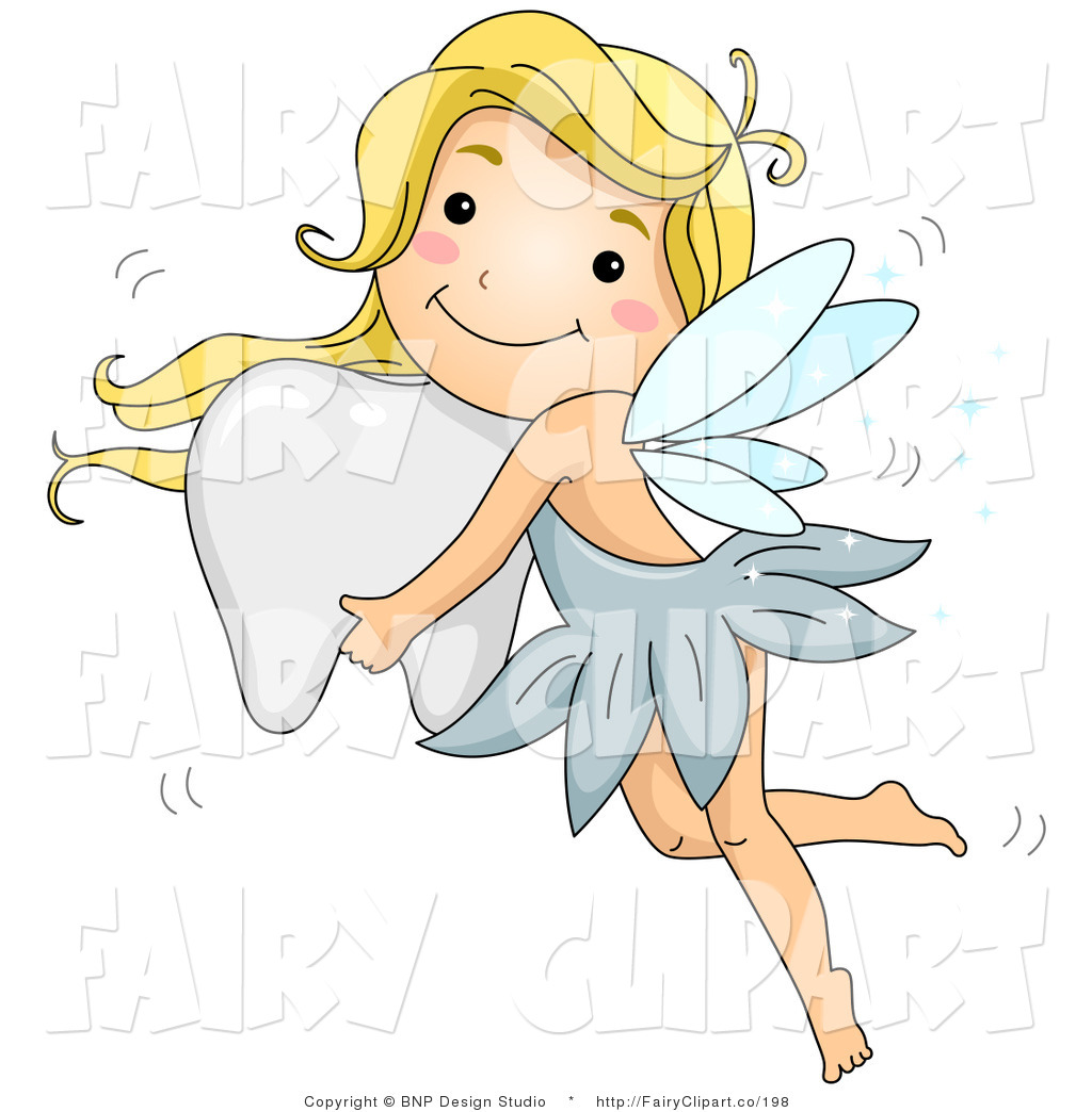 Clipart Tooth Fairy.