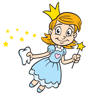 Tooth fairy clip art.