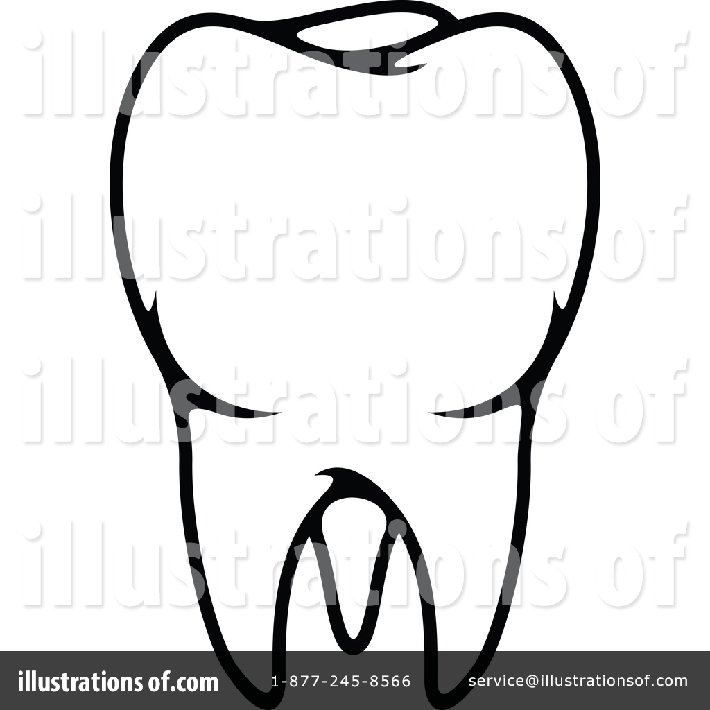 Tooth Clipart #1464391.