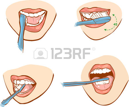 Tooth Illustration Clipart.
