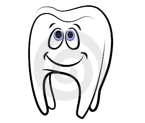 Clipart Tooth.