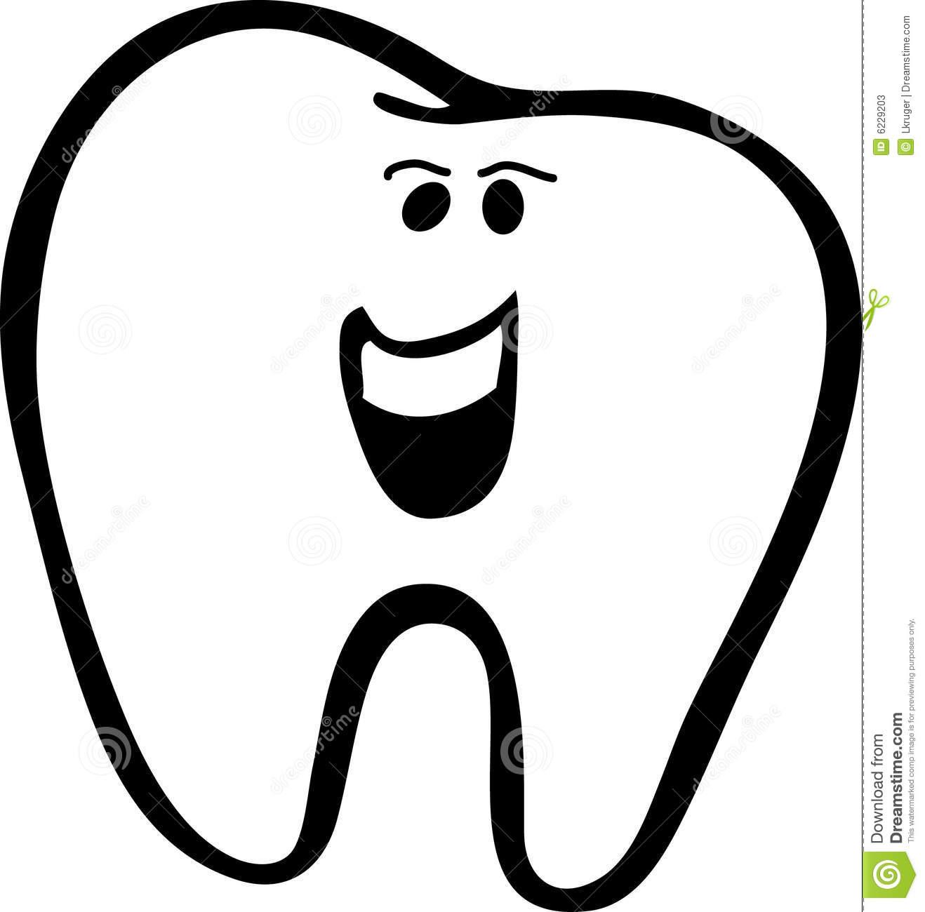Teeth Clipart.