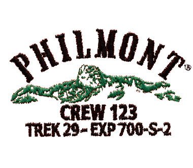 Philmont / High Adventure Design » EB709 Tooth of Time.