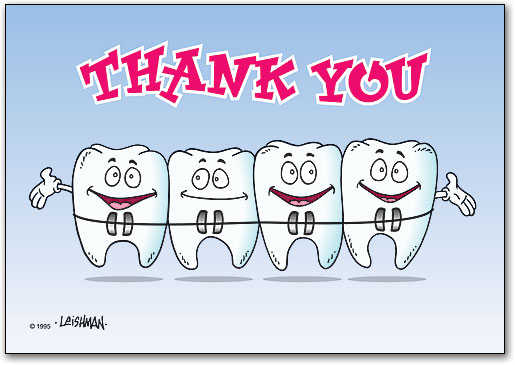 Tooth with Braces Clip Art.