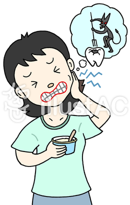 Toothache clipart.
