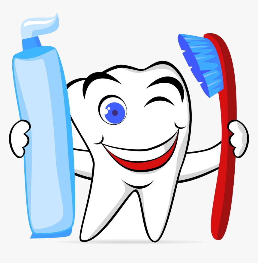 Brush Teeth Clipart Clip Art Transparent Png.