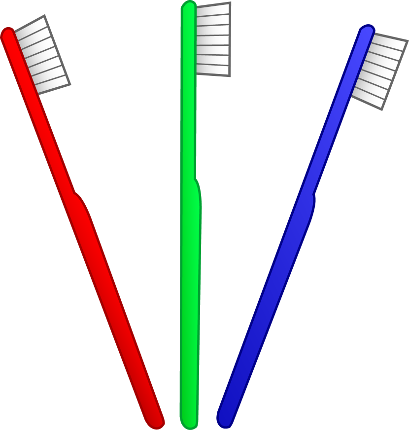 Clipart toothbrush.