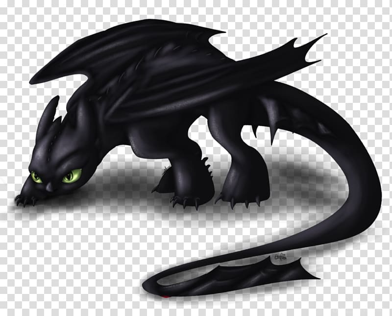 How to Train Your Dragon Toothless , toothless transparent.