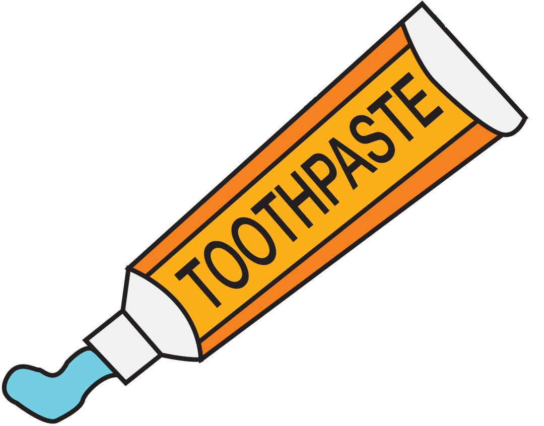 Toothpaste Clipart.