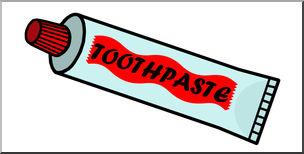 Toothpaste Clip Art Free.