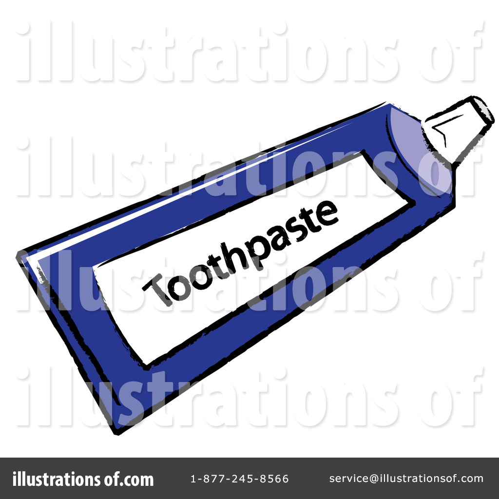 Toothpaste Clipart #82247.