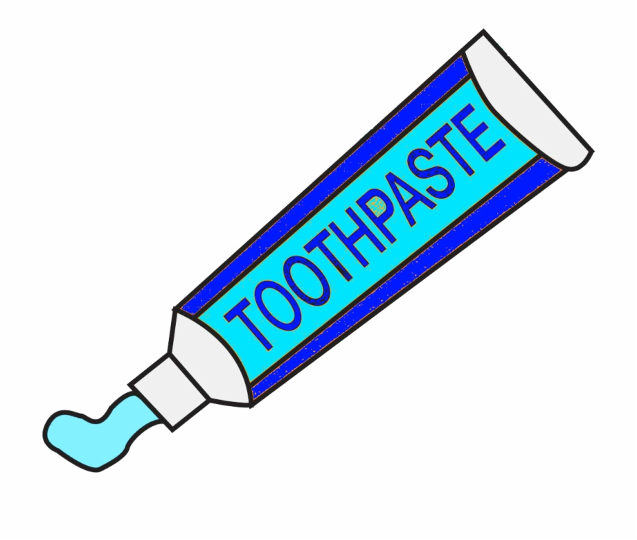 Toothpaste Free Png Image.