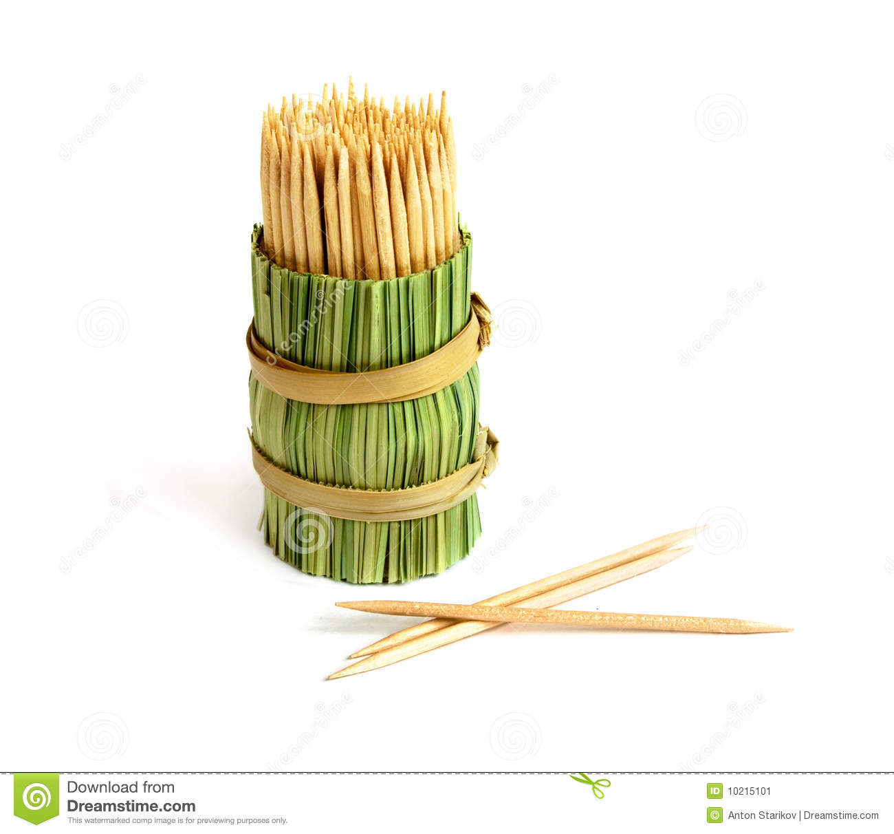 Toothpick shapes clipart.