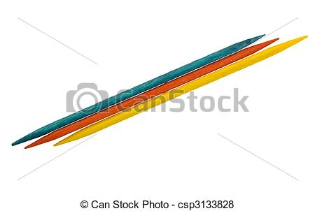 Pictures of Three Tooth Picks.