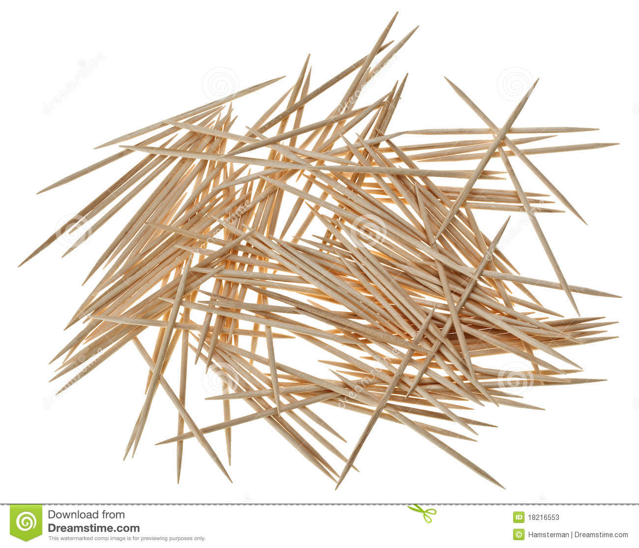 Bamboo Toothpicks Stock Photos, Images, & Pictures.