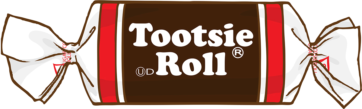 Tootsie Roll Drawing at PaintingValley.com.