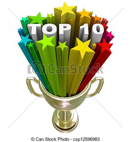 Top 10 Clip Art.