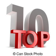 Top10 Illustrations and Clip Art. 62 Top10 royalty free.