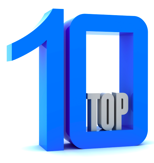 Weatherford lands on our Top 10 list.