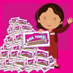 13 Best Celebrating Box Tops images.