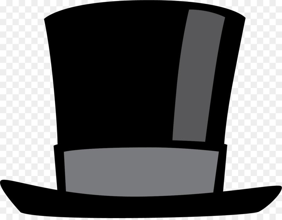 Top Hat Cartoon clipart.